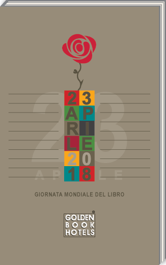 Cover libro / ebook 23 Aprile 2018 | Golden Book Hotels