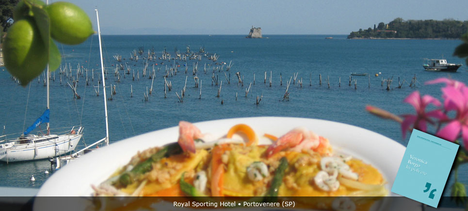 Royal Sporting Hotel • Portovenere (SP)